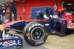 Sebástien Buemi Toro Rosso Montmeló