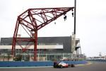 Gran Premio de Europa Valencia Street Circuit grúa