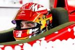 Moisés Soriano monoplazas European F3 Open prueba con Ferrari