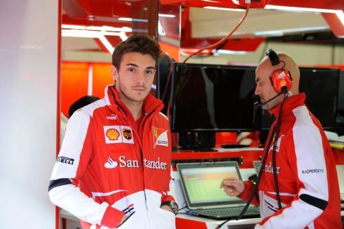 Jules Bianchi (Marussia) cierra la parrilla de F1 2013